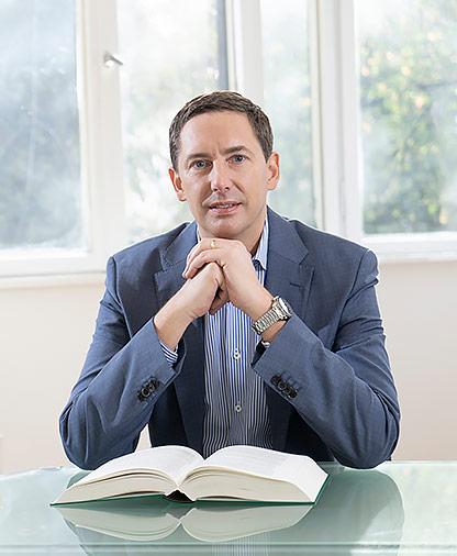 Dr. von Harbou - Die Kanzlei